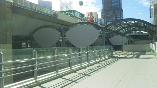 渋谷STREAM別入り口