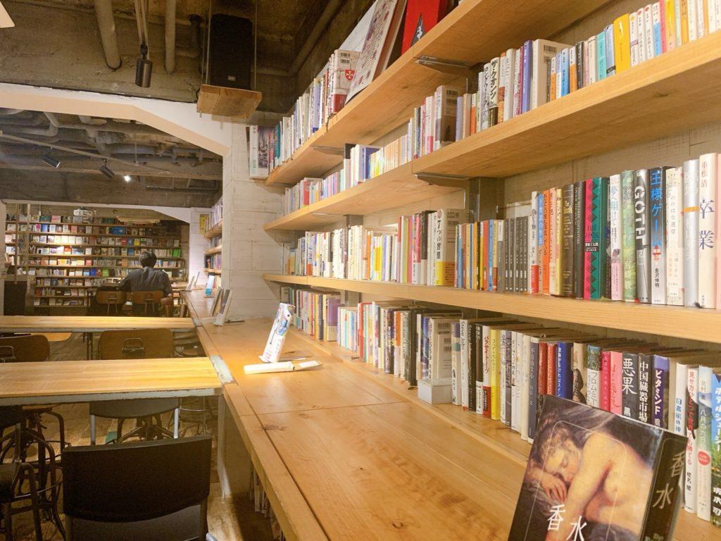 本好きにおすすめ「森の図書室」