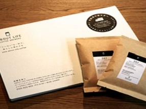 ABOUT LIFE COFFEE BREWERS オリジナルブレンドセット